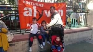 Patrocinio Fiesta Infantil Hinchables Onda Cero
