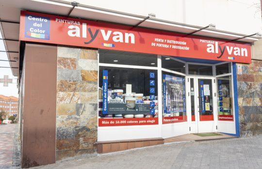 Pinturas Alyvan